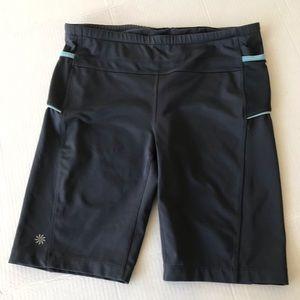 Athleta Fitted Bermuda Shorts